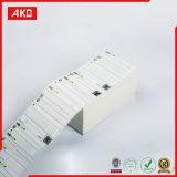 Fabricante adhesivo de moda de la escritura de la etiqueta de la etiqueta engomada