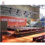 Assembler l'étape Concert de musique du système et les stades de la danse en acrylique de mariage sur la vente