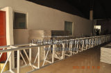 Ферменная конструкция квадрата ферменной конструкции 400 x 600 mm алюминиевая с соединением болта
