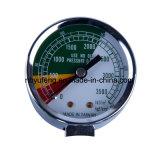 Harter Plastiksauerstoff-medizinisches Erdgasleitung-System des strömungsmesser-Yf-04c-11