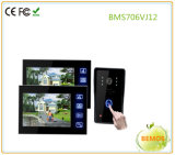 "7 ""Color Video Door Phone con sistema de monitor"