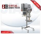 Machine de remplissage semi-automatique de foreuse de lait en poudre