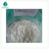 El 99% de pureza Powde blanco de clorhidrato de lidocaína clorhidrato de lidocaína/73-78-9