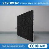 Wand der Definition-SMD3535 hohe im Freien farbenreiche LED P10 mit breitem Betrachtungs-Winkel
