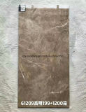 Tegel van de Steen van de Vloer van het Lichaam van het Bouwmateriaal van Foshan de Mooie Volledige Marmeren