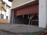 Heißer verkaufenisolierung PU-Schaumgummi gefüllter Aluminiumwalzen-Blendenverschluß, der Garage-Tür-Rolle schiebt