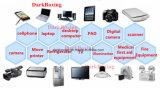 80000mAh de Verlichting Powerbank van batterijkabels met het Menu van de Spreker van Bluetooth van de Auto