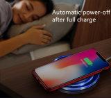 Garniture sans fil rapide neuve chaude de chargeur de Wirelss du chargeur 2018