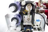 Semi-Auto Etiquetas Autoadhesivas máquina de impresión de etiquetas para botellas pequeñas