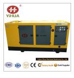 Le diesel silencieux de Ricardo GEN-A placé 100kw/125kVA