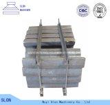 Alta barra del soplo de las piezas de la trituradora de impacto de Metso Np1315 del cromo