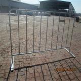 Fabrik 2018 galvanisierter beweglicher Stahlmasse-Sperren-/Barricade-Zaun für Verkauf (XMR116)
