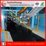 Chaîne de production électrostatique automatique de peinture