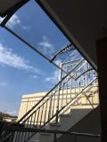 Het Afbaarden van Sunshades van het Dak van het Blad van het Plexiglas van Foliding