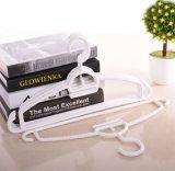 Многофункциональная Non-Slip белой пластиковой одежды подвесок с крюками