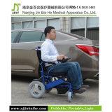 Mobi 전기 접히는 휠체어는 무능한 사람을%s 요했다
