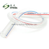 Fil d'acier en PVC flexible avec une haute qualité et des prix compétitifs