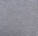 オレンジの皮のチェック模様のアルミニウムシート1060年