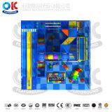 Детей в зоне новой конструкции мягкой игровой площадкой для установки внутри помещений