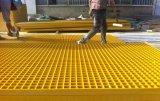 Grata di plastica a fibra rinforzata della vetroresina FRP GRP