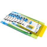 A4 Металлический держатель пластиковой буфер обмена прозрачный цвет