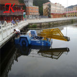 Machine de découpe de mauvaises herbes à bas prix drague / bateau à l'exportation