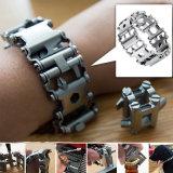 Hottime 29 Roestvrij staal armband-10158 van het Hulpmiddel van Soorten Openlucht