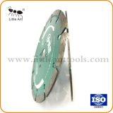 150mm 다이아몬드 안내장은 절단 화강암 대리석 돌 콘크리트를 위해 톱날을