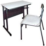 Mobília em madeira rosa único estudo Cadeira para sala de aula (SF-70S)