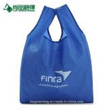 ポリエステル分けられた袋が付いているFoldable食料雑貨入れの袋のショッピングトートバック