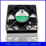 Populares 110V, 220V AC ventilador de alumínio Axial 1225