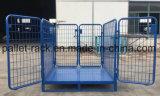 Compartimento de aço dobradas Pesado Racks de contentores