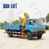 販売のためのケニヤの6トンのトラックのクレーン車