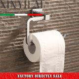 Os acessórios de banho de latão cromado suporte de papel higiénico