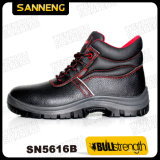 Zapatos de la seguridad en el trabajo con la planta del pie de PU/PU (SN5616)