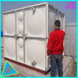 Les boulons ont assemblé le réservoir d'eau de fibre de verre avec la bonne qualité