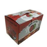 Caja de embalaje del cartón de la fruta de la impresión de Flexo