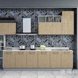 Neuer EntwurfPantryCabinetry fertigen moderne Küche-Schränke mit festes Holz-Farbe kundenspezifisch an
