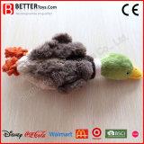 Juguetes suaves sin llenar del perro/del gato/del animal doméstico de la felpa del juguete del animal relleno