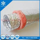 conduit d'isolation de fibre de verre de 24kg/M3 30mm avec la norme M1