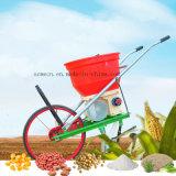 씨와 비료를 위한 농업 손 비료 스프레더 기계