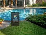 Jardim pavilhão com tecido Impressão personalizada