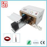 Procesamiento automático de cableado de la máquina para pelar cables y torcido