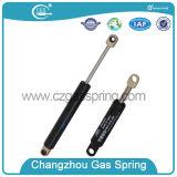 Libérer la contrefiche de gaz de levage pour la machine