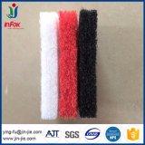 Meilleure vente trois couleurs de tampons à récurer de nylon pour le ménage