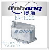 Pezzi di ricambio automatici di Bonai per BMW un radiatore dell'olio di 5 serie (11422 247 204/787 921 di 45)