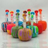 De LEIDENE van kleuren Lichte Rokende Installatie van de SCHAR voor de Pompoen van Halloween