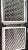 Панель потолка ячеистого ядра красивейшего белого цвета алюминиевая
