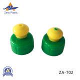 La vis en plastique coloré 28/410 Bouchon Push Pull