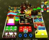 Terrain de jeux intérieur de l'équipement commercial, l'espace jeux pour enfants (TY-18142)